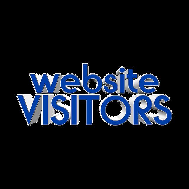 návštěvy stránek