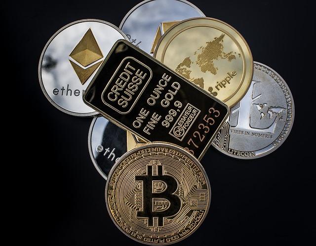 Kryptoměna Mince Blockchain56