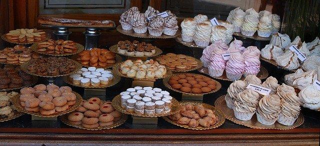 prodej cukroví