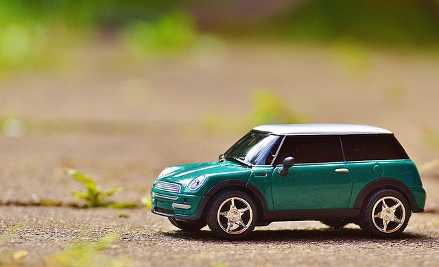model mini cooper
